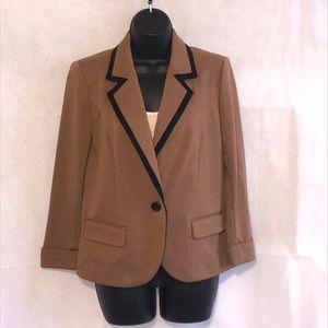 Catherine Malandrino Knit Jacket Blazer Size S—A2